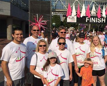 3J Race for the Cure
