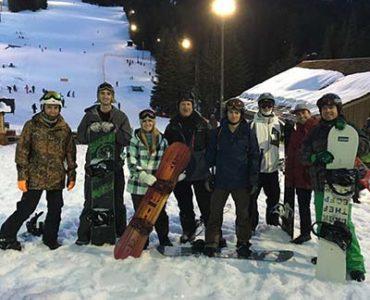 3J Ski Trip