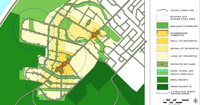 Southeast Concept Plan for Oregon City