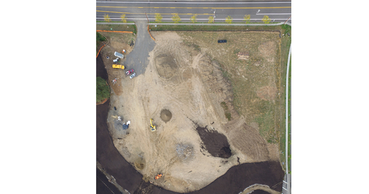 Stevens Creek Apartments Aerial View 3